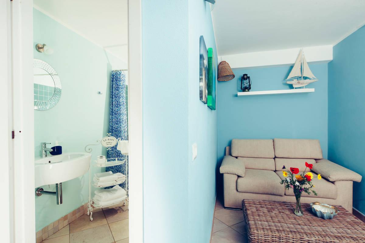 Blu Bosa Camera Brezza marina - Giochi di stanze