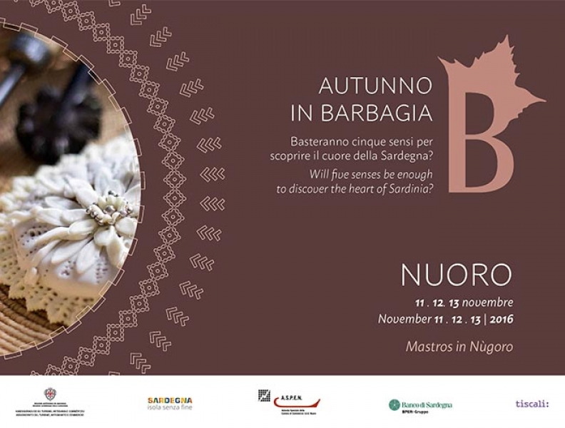 Nuoro in autunno in Barbagia