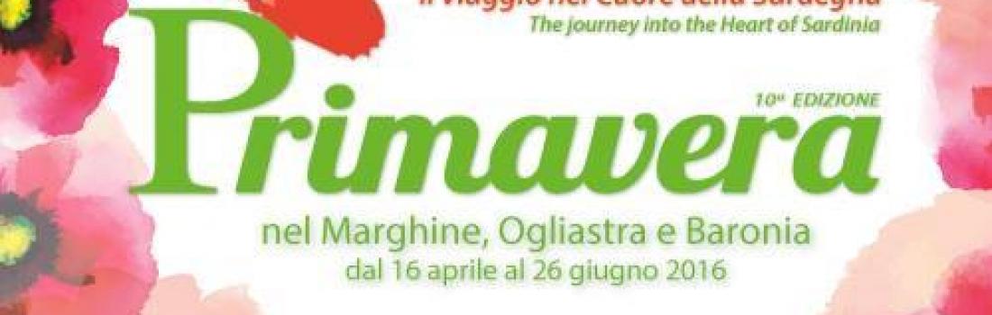 A Bosa, un weekend con l'evento Primavera nel Marghine, Ogliastra e Baronia