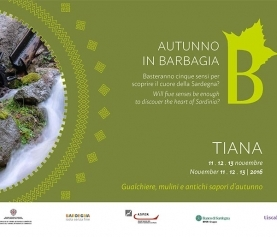 Tiana autunno in Barbagia 2016